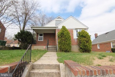 5504 Plainfield Avenue, Baltimore, MD 21206 - #: MDBA505846