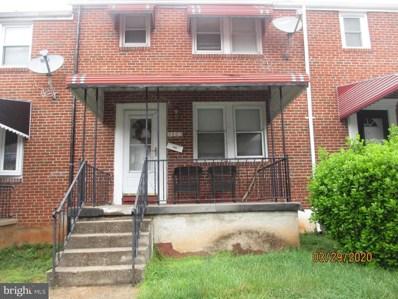 5405 Lynview Avenue, Baltimore, MD 21215 - #: MDBA505852