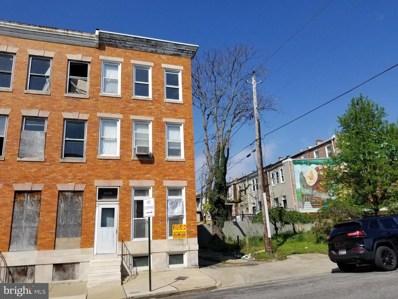 2010 Boone Street, Baltimore, MD 21218 - #: MDBA505868