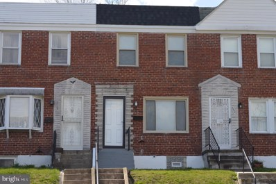 3603 Dudley Avenue, Baltimore, MD 21213 - #: MDBA505932