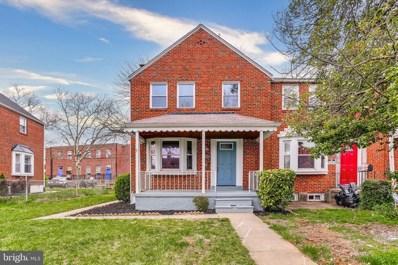 5722 Maplehill Road, Baltimore, MD 21239 - #: MDBA505954