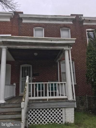 3615 Manchester Avenue, Baltimore, MD 21215 - #: MDBA506034