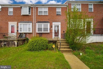 1208 Gleneagle Road, Baltimore, MD 21239 - #: MDBA506050