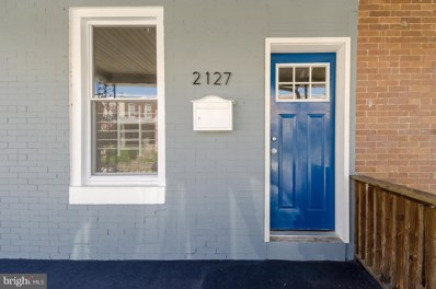 2127 N Smallwood Street, Baltimore, MD 21216 - #: MDBA506250