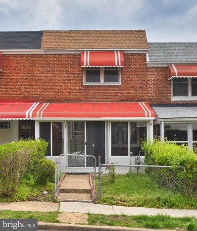 731 Roundview Road, Baltimore, MD 21225 - #: MDBA506258