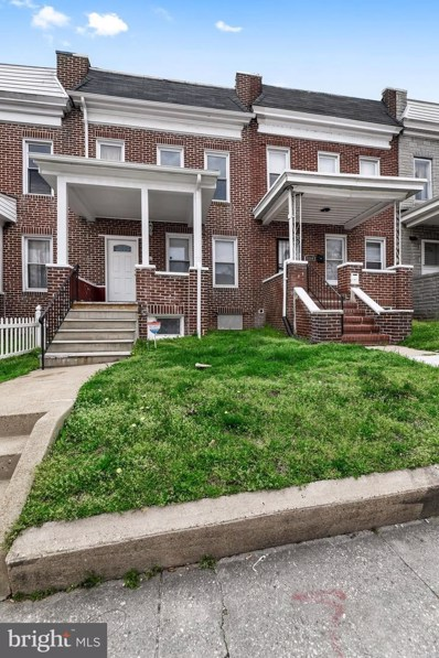 4312 Belair Road, Baltimore, MD 21206 - #: MDBA506300