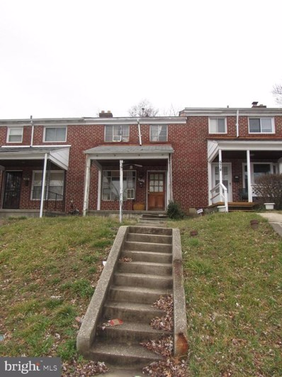 576 S Beechfield Avenue, Baltimore, MD 21229 - #: MDBA506330
