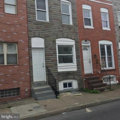 3609 Mount Pleasant Avenue, Baltimore, MD 21224 - #: MDBA506418