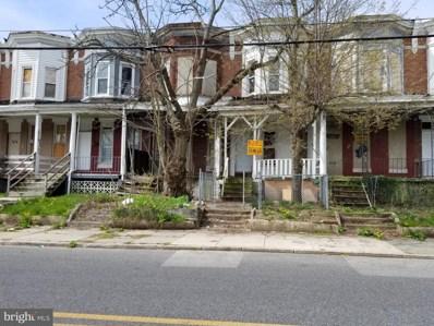 4634 Pimlico Road, Baltimore, MD 21215 - #: MDBA506476