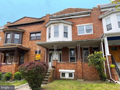 821 Brooks Lane, Baltimore, MD 21217 - #: MDBA506480