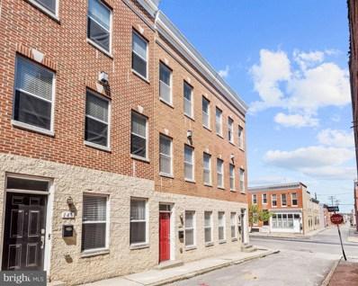 142 N Duncan Street, Baltimore, MD 21231 - #: MDBA506484