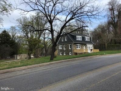 4017 Greenspring Avenue, Baltimore, MD 21209 - MLS#: MDBA506502