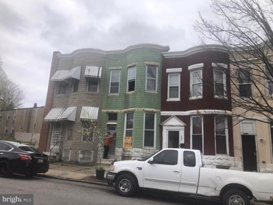 1929 Harlem Avenue, Baltimore, MD 21217 - #: MDBA506582