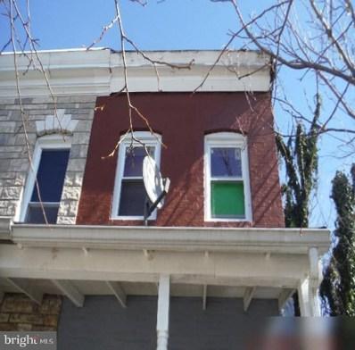 2607 Barclay Street, Baltimore, MD 21218 - #: MDBA506608