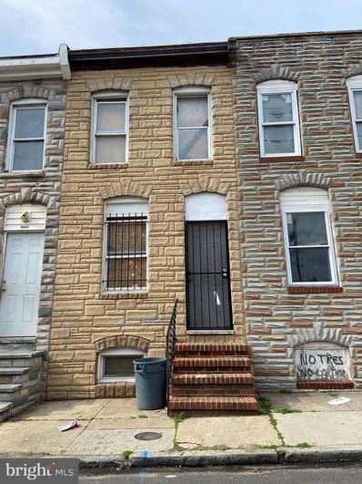 2206 Christian Street, Baltimore, MD 21223 - #: MDBA506624