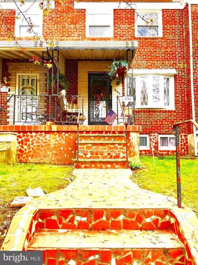 4703 Chatford Avenue, Baltimore, MD 21206 - MLS#: MDBA506690