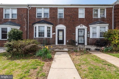 1523 Sheffield Road, Baltimore, MD 21218 - #: MDBA506758