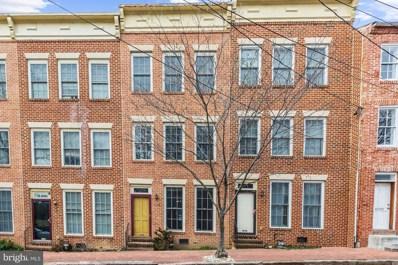 512 Saint Mary Street, Baltimore, MD 21201 - #: MDBA506760