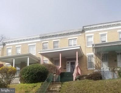 2426 N Ellamont Street, Baltimore, MD 21216 - #: MDBA506792