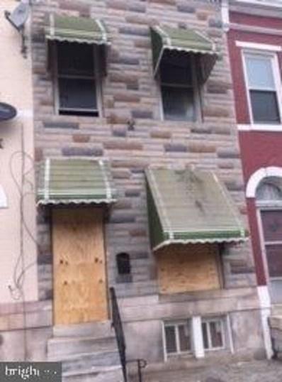 1818 Clifton Avenue, Baltimore, MD 21217 - #: MDBA506908