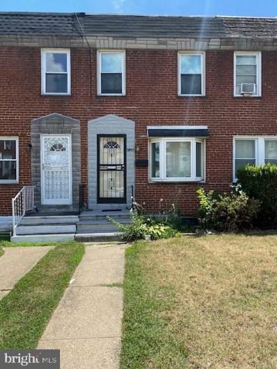 3843 Elmley Avenue, Baltimore, MD 21213 - #: MDBA507060