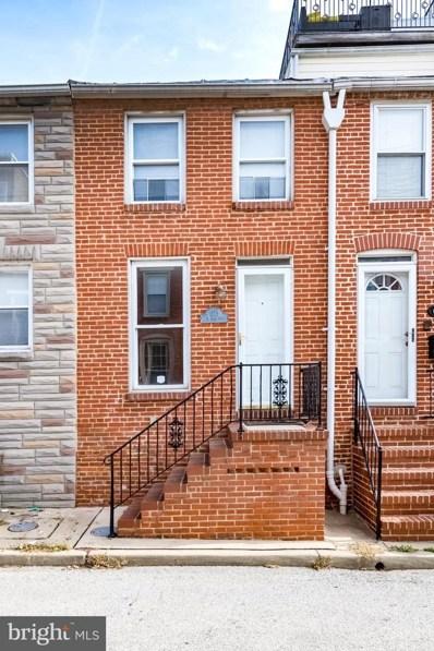 625 S Port Street, Baltimore, MD 21224 - #: MDBA507124