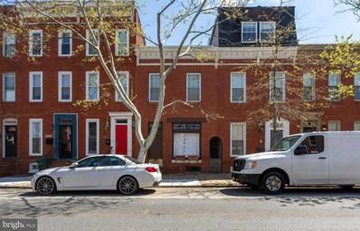 1511 S Hanover Street, Baltimore, MD 21230 - #: MDBA507156
