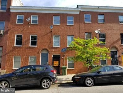 1216 W Lafayette Avenue UNIT 3, Baltimore, MD 21217 - #: MDBA507160