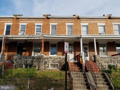 2632 Aisquith Street, Baltimore, MD 21218 - #: MDBA507246