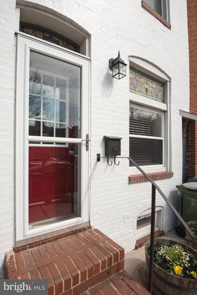 2228 Essex Street, Baltimore, MD 21231 - #: MDBA507270