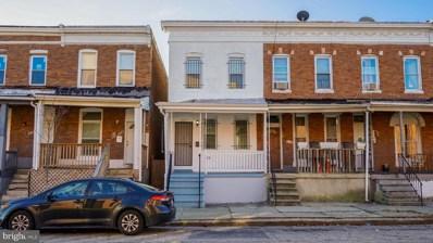 1919 Clifton Avenue, Baltimore, MD 21217 - #: MDBA507280