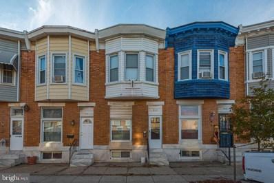 514 S Lehigh Street, Baltimore, MD 21224 - #: MDBA507304
