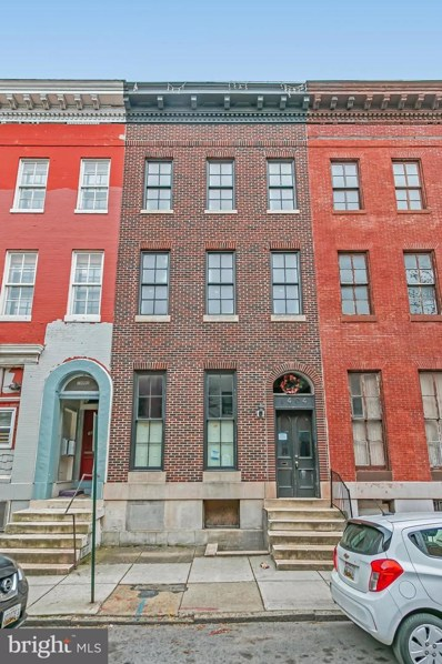 1404 McCulloh Street, Baltimore, MD 21217 - MLS#: MDBA507316