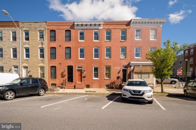2040 Gough Street, Baltimore, MD 21231 - MLS#: MDBA507330