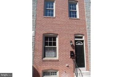 1262 Glyndon Avenue, Baltimore, MD 21223 - #: MDBA507438
