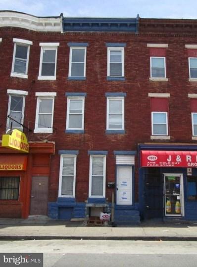 2605 Greenmount Avenue, Baltimore, MD 21218 - #: MDBA507478