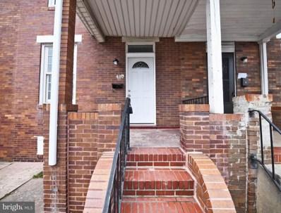 410 N Clinton Street, Baltimore, MD 21224 - #: MDBA507546