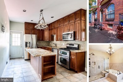 708 Reservoir Street, Baltimore, MD 21217 - #: MDBA507580