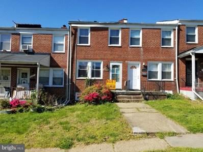 4339 Nicholas Avenue, Baltimore, MD 21206 - #: MDBA507696