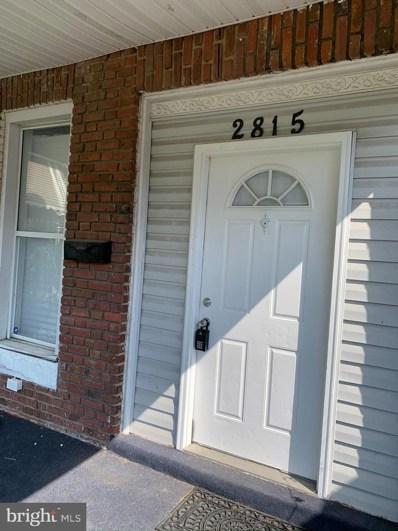 2815 Ulman Avenue, Baltimore, MD 21215 - #: MDBA507700