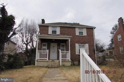708 Devonshire Road, Baltimore, MD 21229 - #: MDBA507856