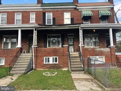 3962 Wilsby Avenue, Baltimore, MD 21218 - #: MDBA507870