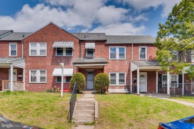 3042 Mayfield Avenue, Baltimore, MD 21213 - #: MDBA507932
