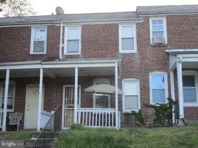 1418 N Dukeland Street, Baltimore, MD 21216 - #: MDBA507980