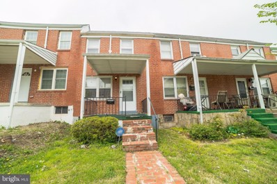 1026 Rockhill Avenue, Baltimore, MD 21229 - #: MDBA508004