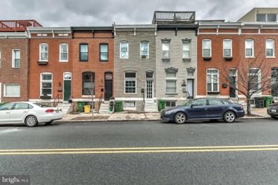 2928 Hudson Street, Baltimore, MD 21224 - #: MDBA508008