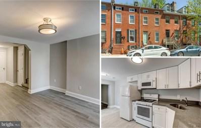 21 S Arlington Avenue, Baltimore, MD 21223 - #: MDBA508030