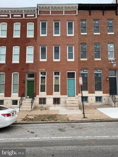 1536 N Broadway, Baltimore, MD 21213 - #: MDBA508044