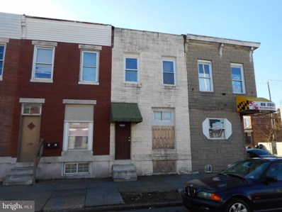 3103 E Monument Street, Baltimore, MD 21205 - #: MDBA508058