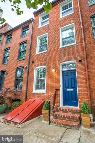 804 Leadenhall Street, Baltimore, MD 21230 - #: MDBA508106